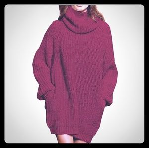 Dresses & Skirts - Fall coming soon..Sweater Dress
